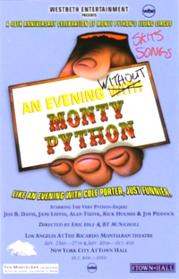 An Evening Without Monty Python